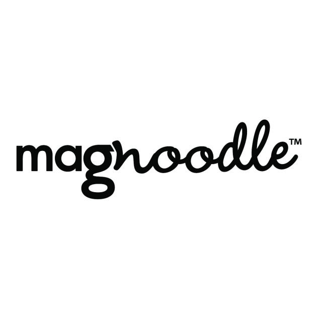 Black Magnoodle Logo